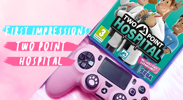 Two Point Hospital PS4 First Impressions Reverie Wonderland