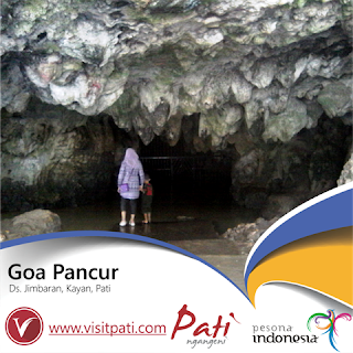 Goa Pancur Jimbaran Kayen, Objek Wisata di Pati