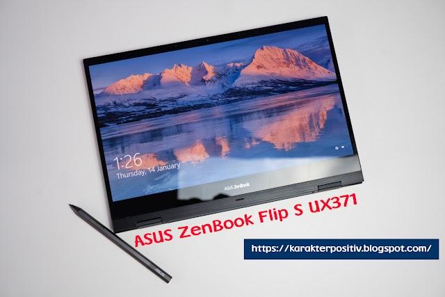 Wujudkan mimpimu dengan ASUS ZenBook Flip S (UX371)