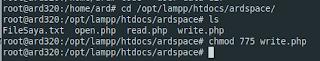File Handling PHP