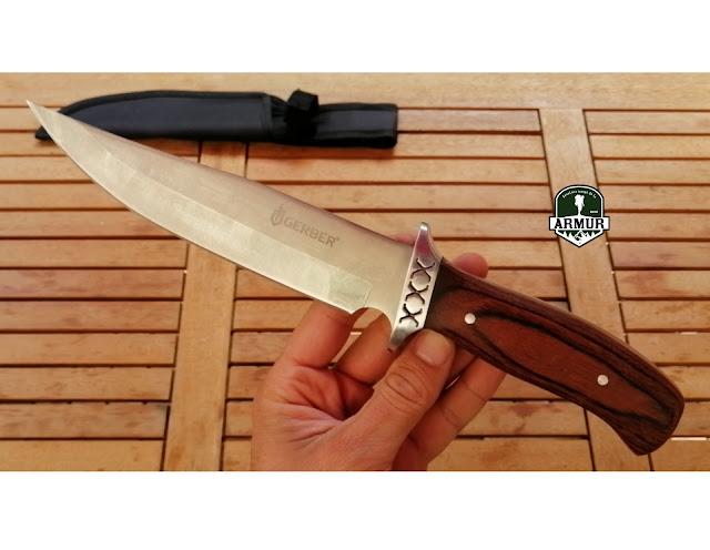 hunting knife gerber