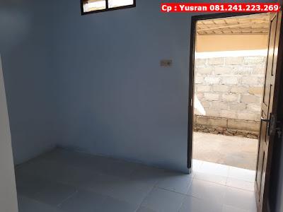 Jual Rumah Murah Kendari, Ada Carport & Sumur Bor, Lokasi Strategis, CP 081.241.223.269