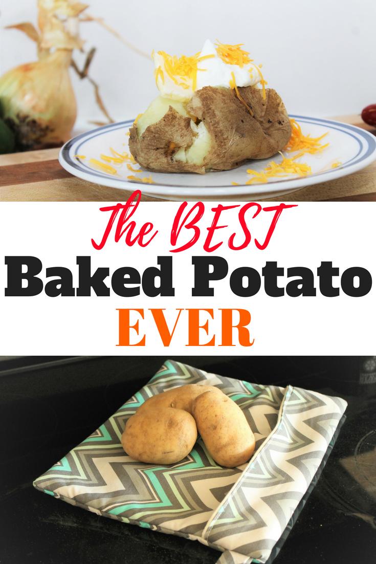 microwave baked potato recipe