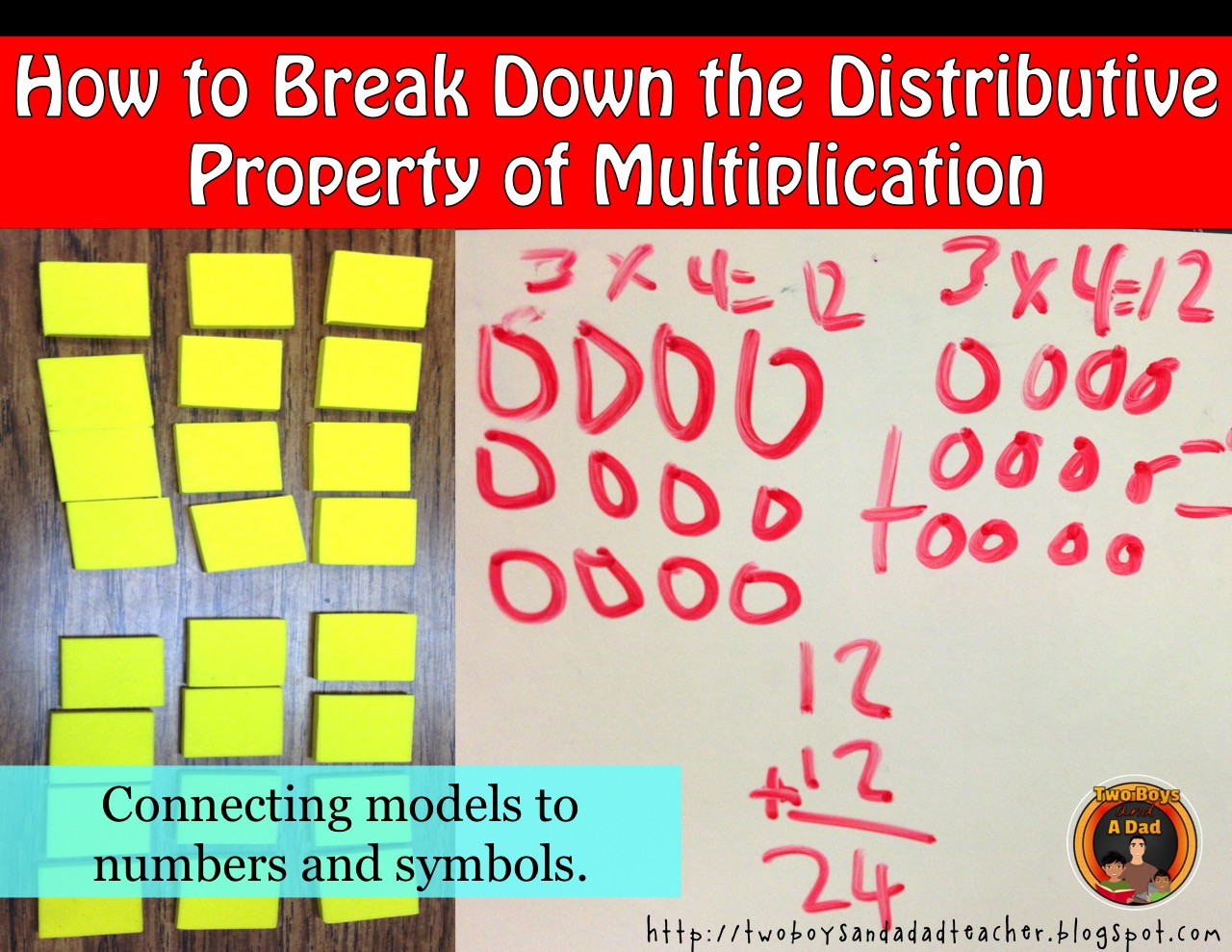 connecting models to numbers and symbols