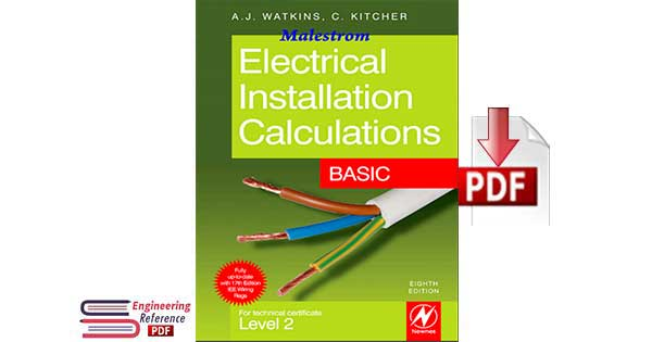 Electrical Installation Calculations: Basic 9th Edition by Christopher Kitcher