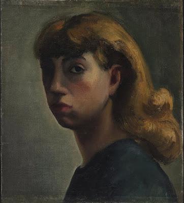 Lee Krasner - Autoportrait (1931)