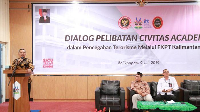 BNPT Jelaskan Tahap Radikalisme dan Terorisme