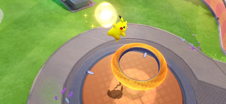 Pokémon Unite - Mecânicas de Jogo