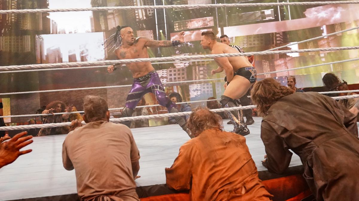 """Chris Jericho: """"Zumbis… isso retrocedeu o wrestling em 30 anos"""""""
