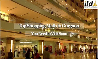 Top Shopping Malls in Gurgaon You Need to Visit Soon