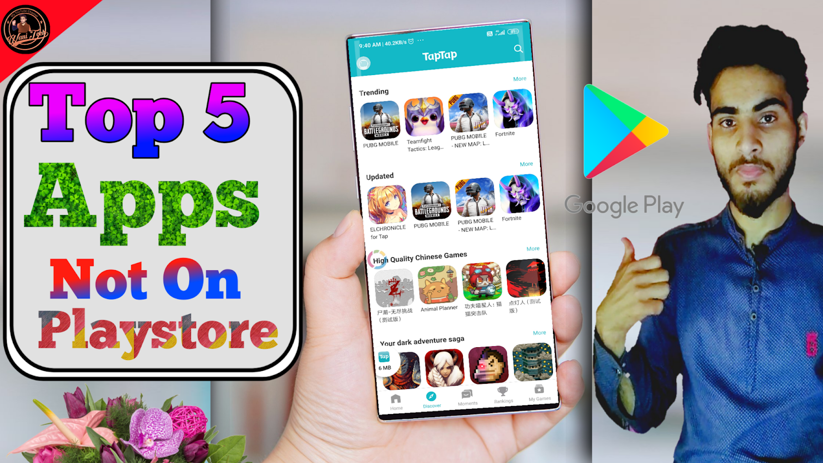Top 5 Best Android Apps Not Available On Play Store