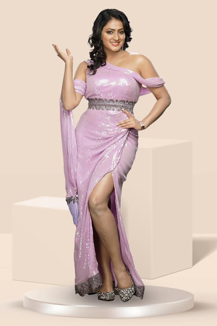 Indian Film Actress Hariprriya Recent Photoshoot Stills Actress Trend