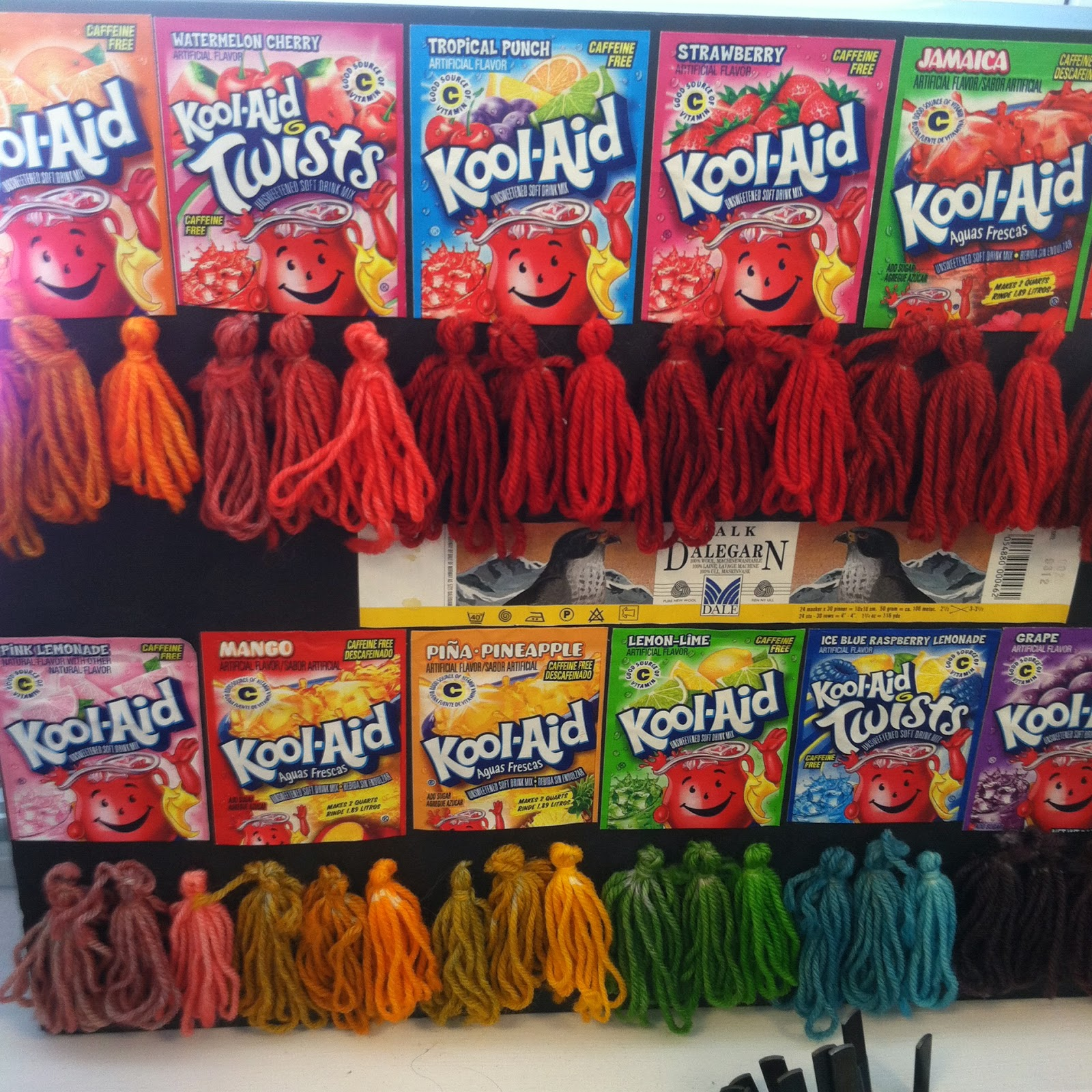 How To Dye Your Hair With Kool Aid Color Chart Hairstyle