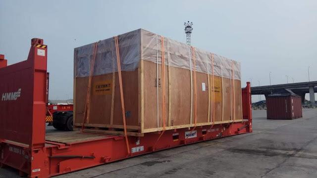 Contoh surat kuasa tarik jaminan container impor dijakarta
