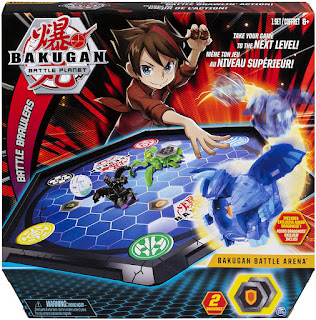 Bakugan Battle Arena Game Board, Bakugan games