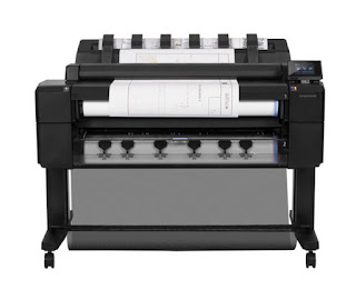 HP DesignJet T2500 Driver Downloads, Review And Price
