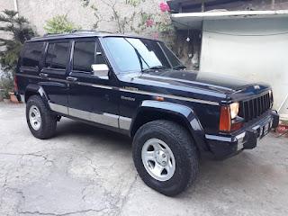 Dijual Jeep Cherokee Limited At 96