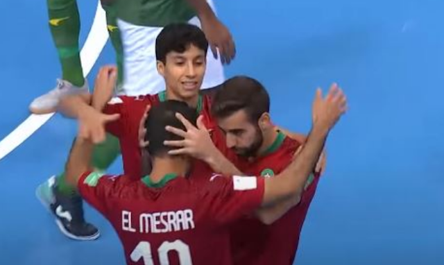 كأس العالم داخل القاعة :المنتخب المغربي يتفوق على منتخب جزر سليمان 6-0 (فيديو)