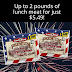 Stock Up on Premium Prepackaged Lunch Meat