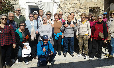 senderismo Aranjuez