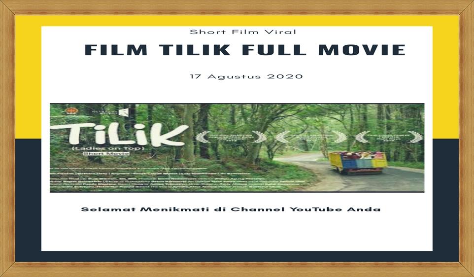 Download Film Tilik Full Movie (Lengkap) 2020