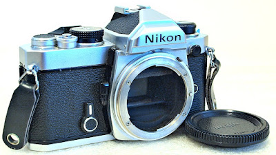 Nikon FM (Chrome) Body #051
