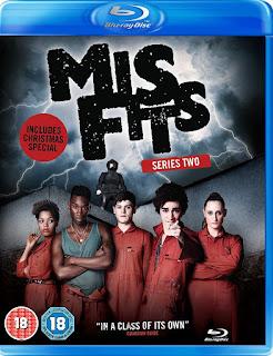 Misfits – Temporada 2 [2xBD25] *Con Audio Latino