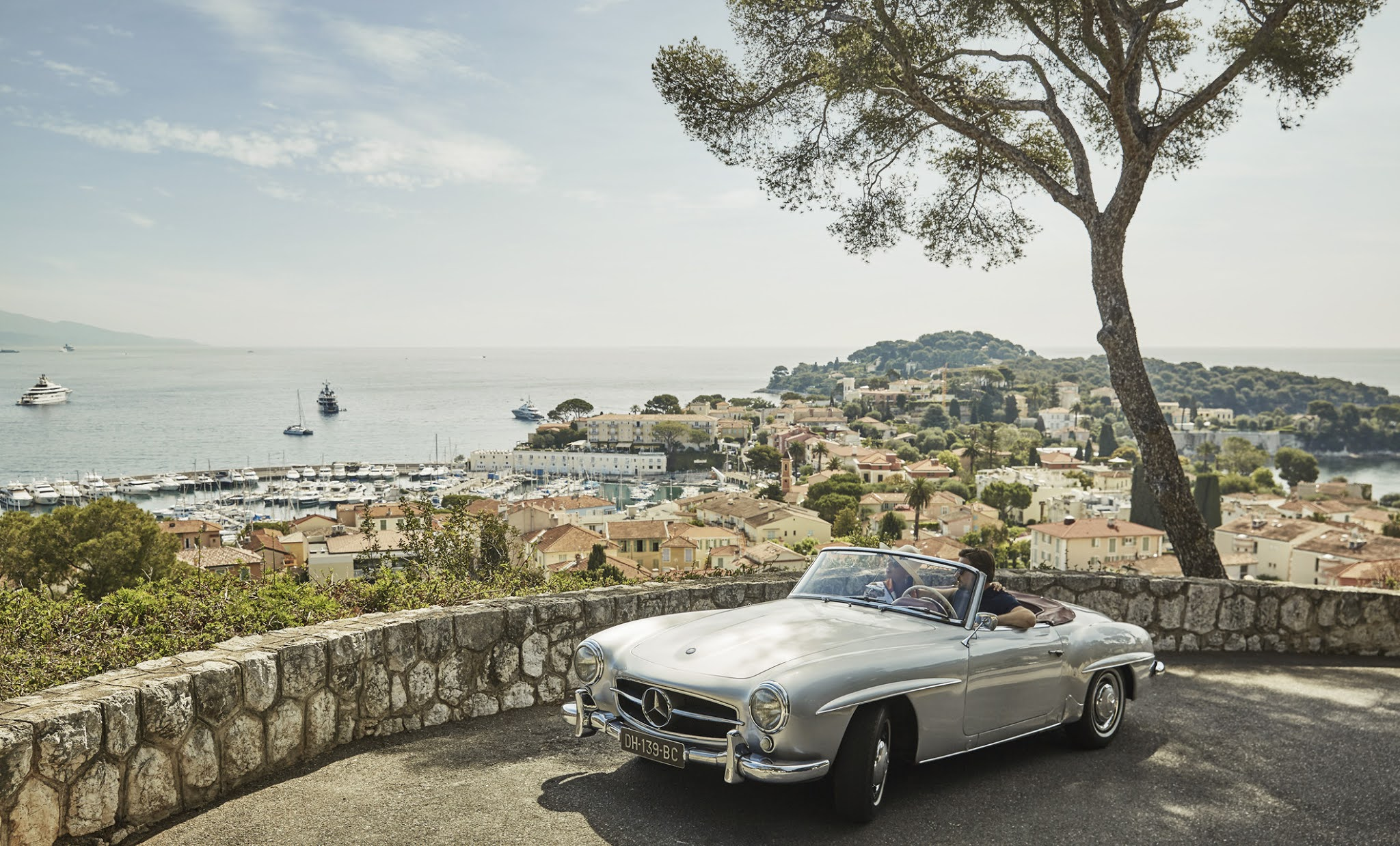 Take the Scenic Route with Four Seasons and Uncover Six Iconic Road Trips to Ignite the Senses