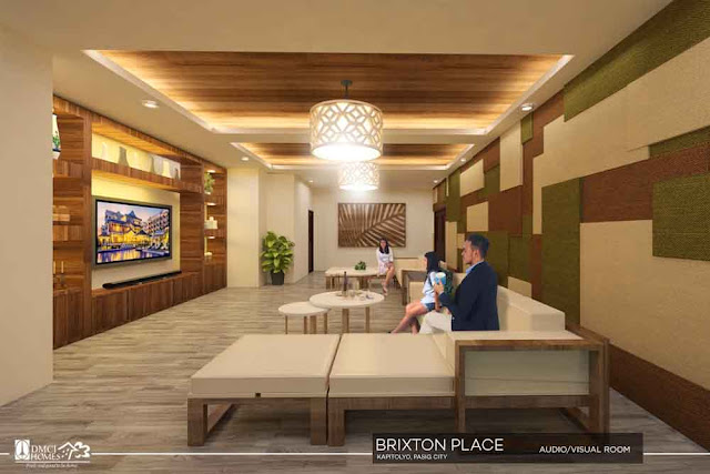 Brixton Place Entertainment Room