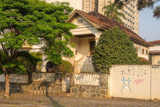 Casa na Rua Saldanha Marinho