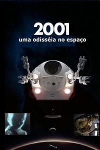 2001: Uma Odisséia no Espaço (1968) Dublado 1080p