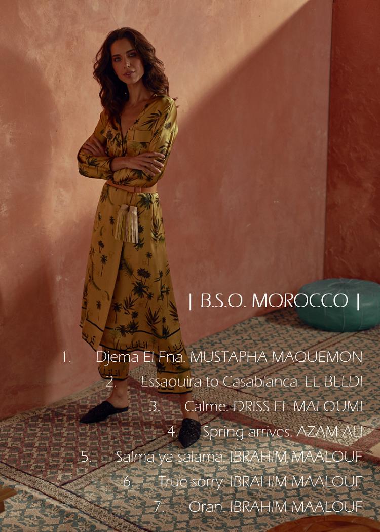 BSO Morocco - Cristina Piña