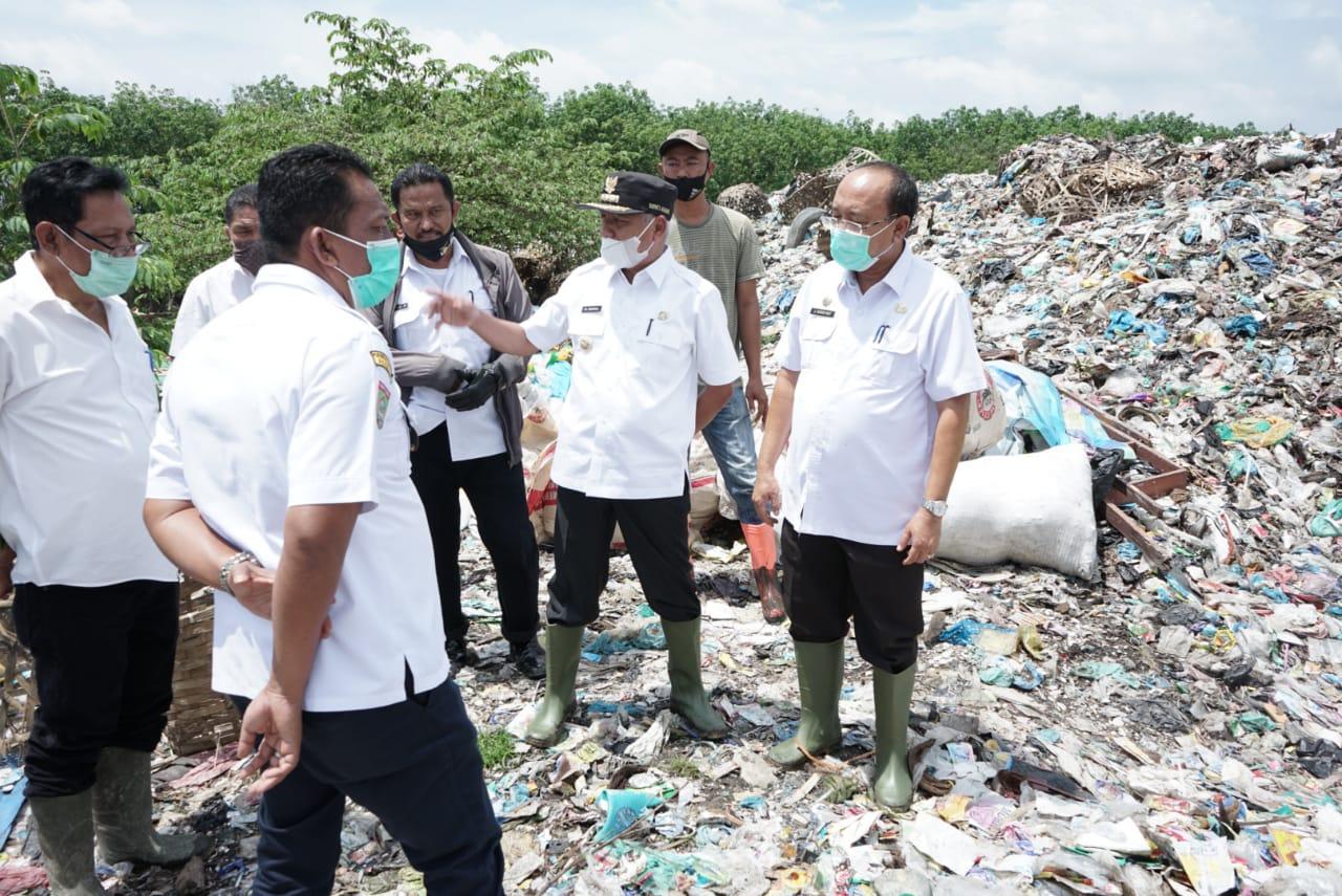 Bupati Asahan  Prediksi Pengelolaan Sampah di TPA Masih Mampu Menampung Untuk Tiga Tahun Kedepan