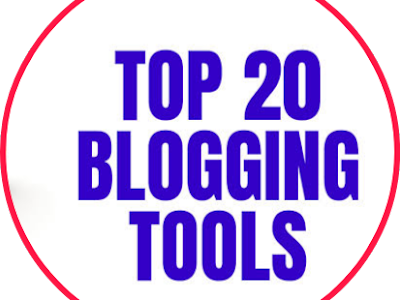 20+ Blogging tools to make blogging easier for you. Developed by Teemikemedia.