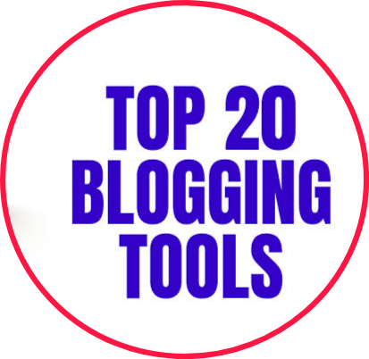 Top 20 Blogging Tools for both WordPress users and Blogspot users - Developed by Teemikemedia
