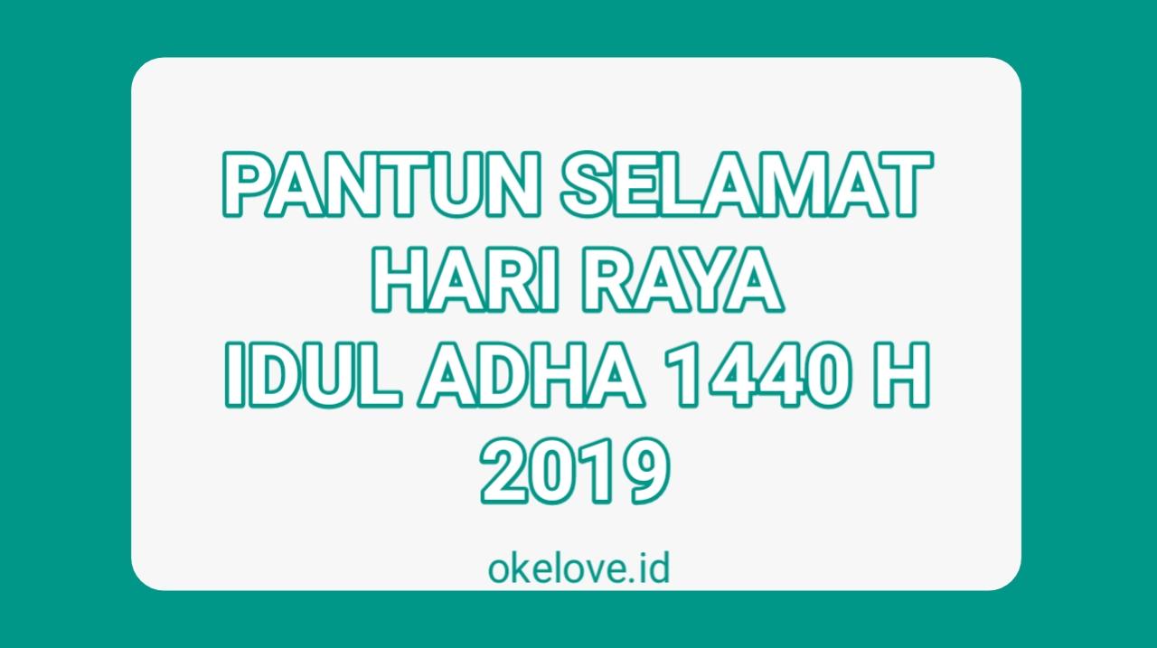 Pantun Ucapan Selamat Hari Raya Idul Adha 2019