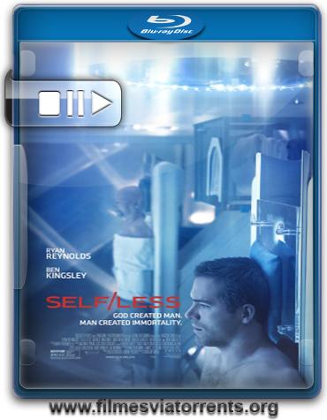 Sem Retorno (Self/less) Torrent - BluRay 720p Legendado (2015)