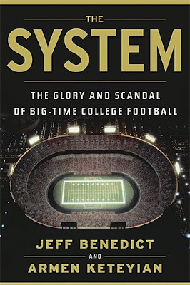 The System by Jeff Benedict and Armen Keteyian – Book Cover