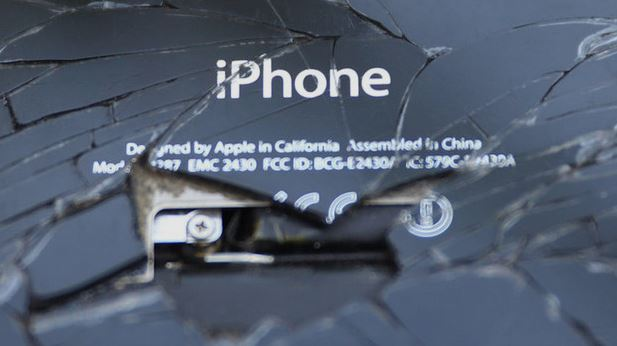 Largest hacker attack: under attack all iPhone