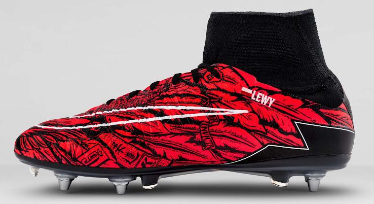 the latest d3ad1 65a60 ... fg football boots black red 8efce 47c45  discount nike hypervenom  phantom ii robert lewandowski boots released footy 96e1c d5b5e