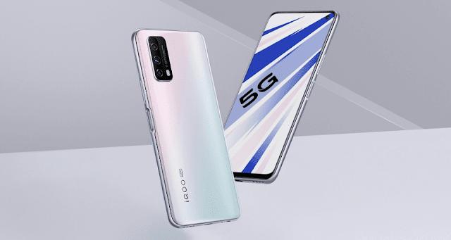 إعلان رسمي بقدوم هاتف Vivo iQOO Z1x مع بطارية بسعة 5000mAh تدعم الشحن بقوة 33W