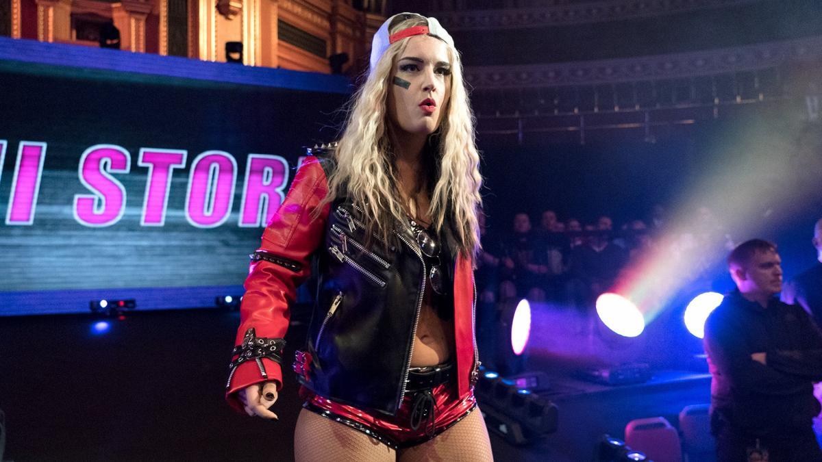 Toni Storm estreará no WWE SmackDown em breve