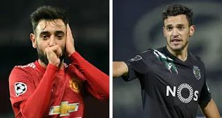 Sporting Lisbon fan issues plea to Man United as Pedro Goncalves transfer links emerge