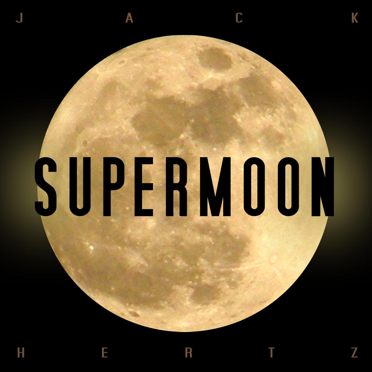 45E021-2013] Jack Hertz - Supermoon | 45 ECHOES SOUNDS