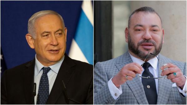 عاجل: اتصال هاتفي بين الملك محمد السادس ورئيس الوزراء الإسرائيلي بنيامين نتنياهو