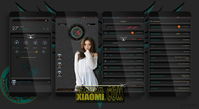 MIUI Theme Kumalayang V2 Mtz Update New Release For Xiaomi