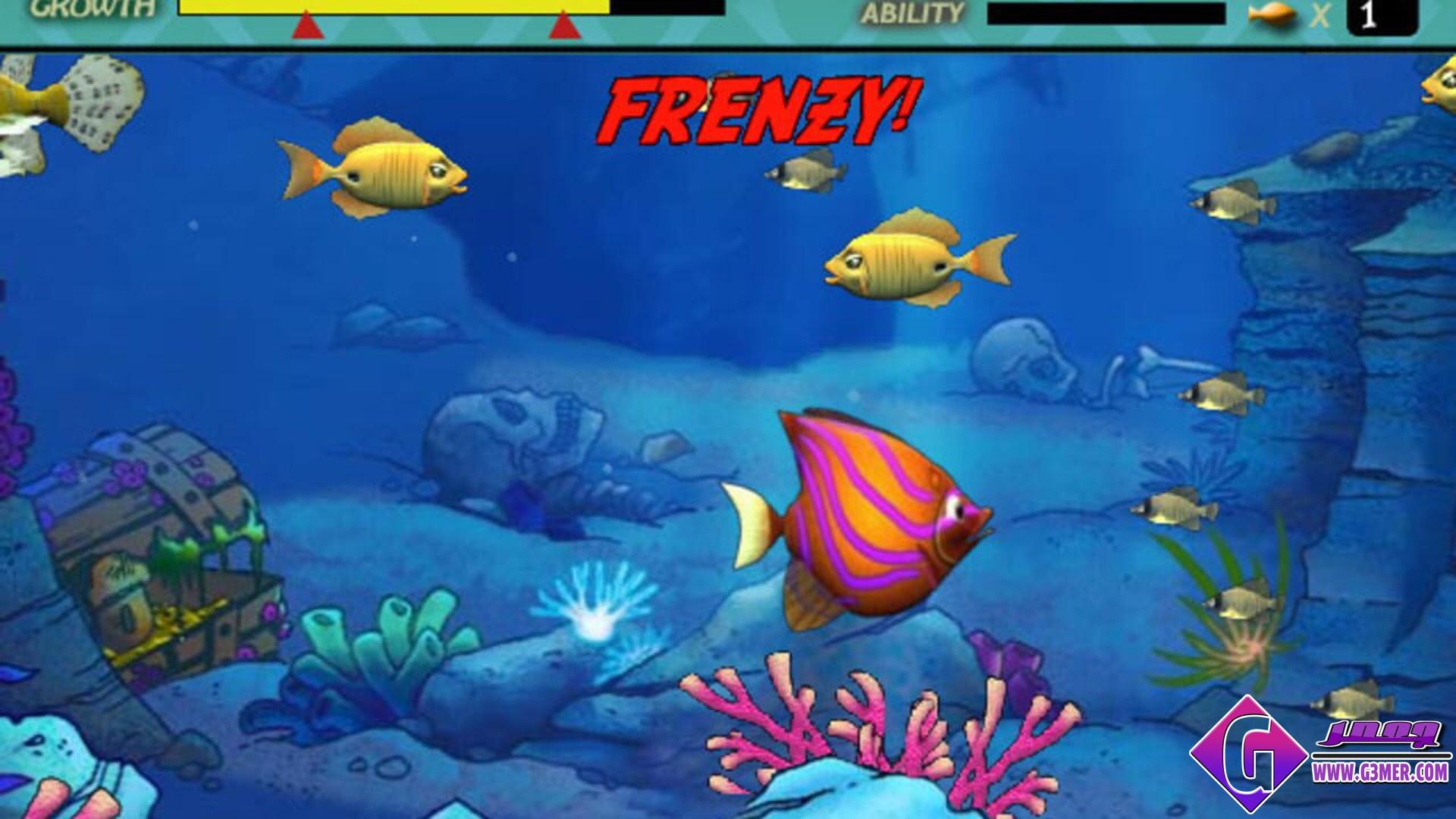 تحميل لعبة السمكة