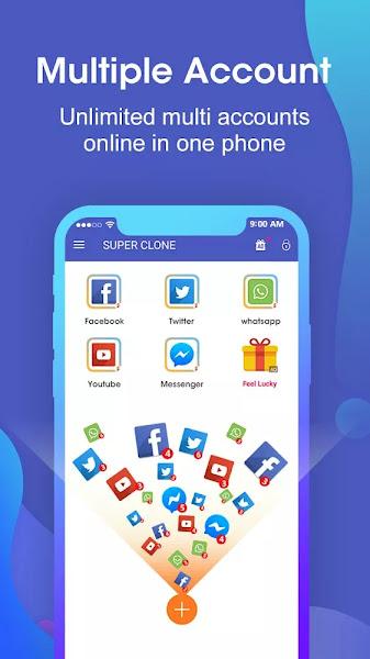 Super Clone – App Cloner (MOD, Premium)