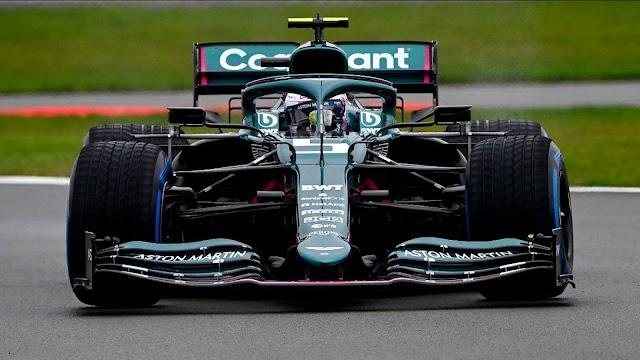 Vettel και Stroll έκαναν το shakedown της AMR21 στο Silverstone