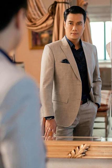 Việt Anh - diễn viên Người phán xử bất ngờ bị vô hiệu hoá tài khoản Facebook